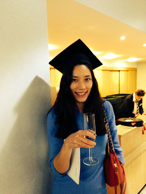 Synaptic Plasticity and Repair Group (Vincenzo De Paola) – Imperial College London Postgraduate Graduation Day, 07 May 2014