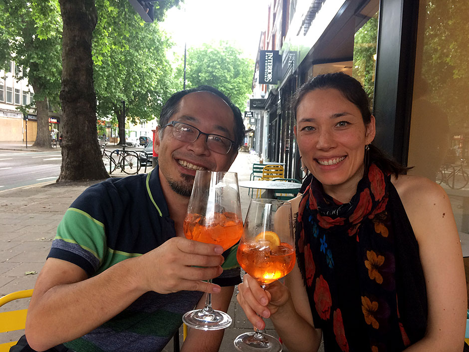 Synaptic Plasticity and Repair Group (Vincenzo De Paola) – Ryohei Yasuda visit, 28 – 29 May 2016